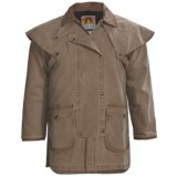 Kakadu Gold Coast Jacket - Gunn Worn Canvas (For Men)