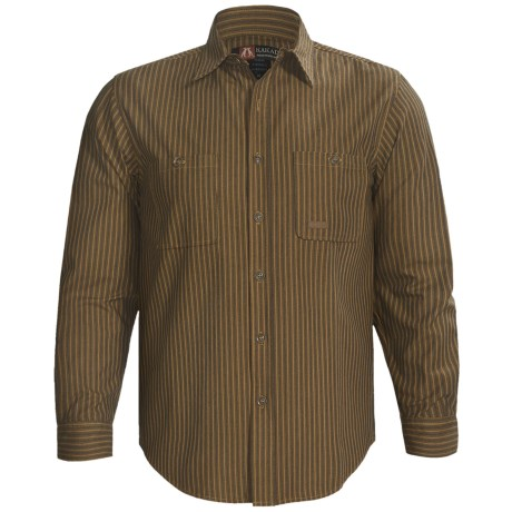 Kakadu Monash Shirt - Button Front, Long Sleeve (For Men)