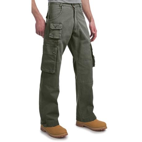 Kakadu Derby Gunn-Worn Cargo Pants - 10 oz. Cotton Canvas (For Men)