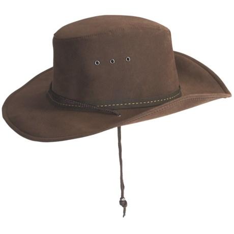 Kakadu Australia Kakadu Western Plain Soaka Hat - UPF 50+ (For Men and Women)
