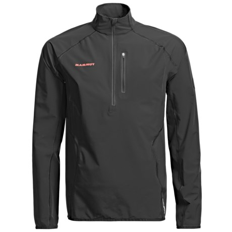 Mammut Jarvis Pullover Jacket - Zip Neck (For Men)