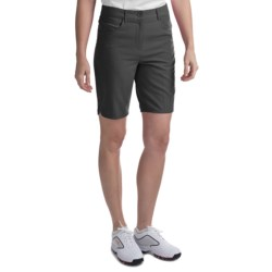 "EP Pro Curved Hem 20"" Shorts (For Women)"