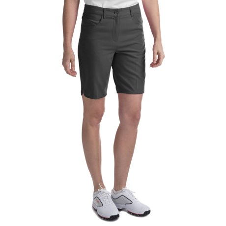 """EP Pro Curved Hem 20"""" Shorts (For Women)"""