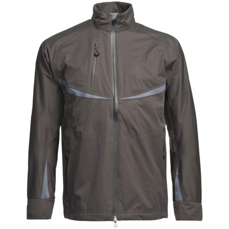 Zero Restriction Knit Rain Jacket - Waterproof (For Men)