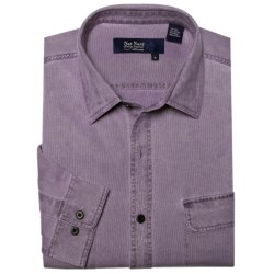 Nat Nast Havana Cloth Sport Shirt - Silk-Cotton, Long Sleeve (For Men)