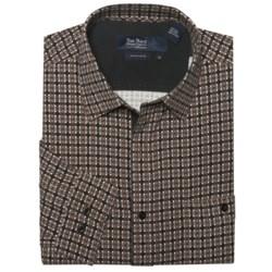 Nat Nast Silk Parker Plaid Sport Shirt - Long Sleeve (For Men)