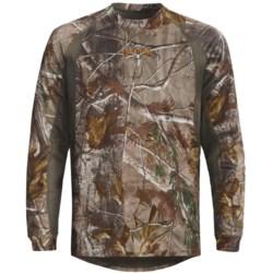 Scent-Lok® Ambush Carbon Alloy Shirt - Lightweight, Long Sleeve (For Men)