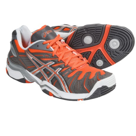 Asics GEL-Resolution 4 Tennis Shoes (For Women)