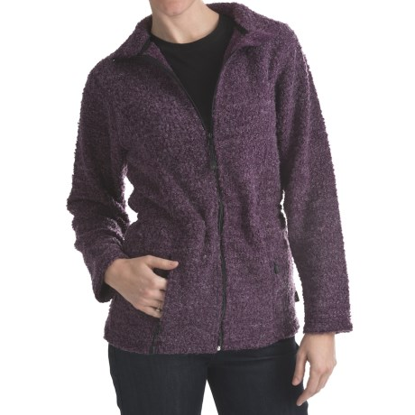 ALPS Cold Springs Highland Fleece Jacket - Wool Blend (For Women)