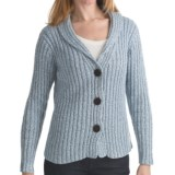 ALPS Briana Cardigan Sweater - Shawl Collar (For Women)