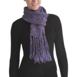 ALPS Jezebel Fringed Scarf (For Women)