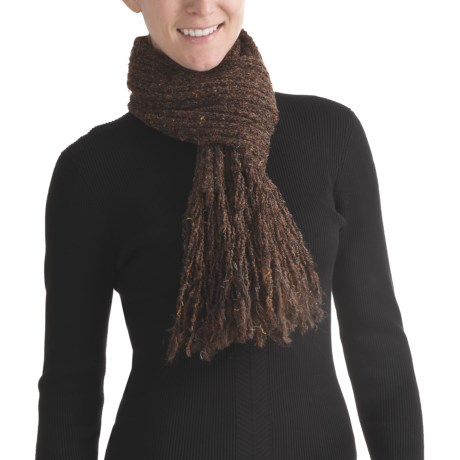 ALPS Tradewinds Fringed Scarf (For Women)