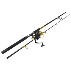 Shakespeare Big Water Ugly Stik Spinning Rod Combo - 9'