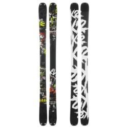 K2 Recoil Alpine Skis - All-Mountain