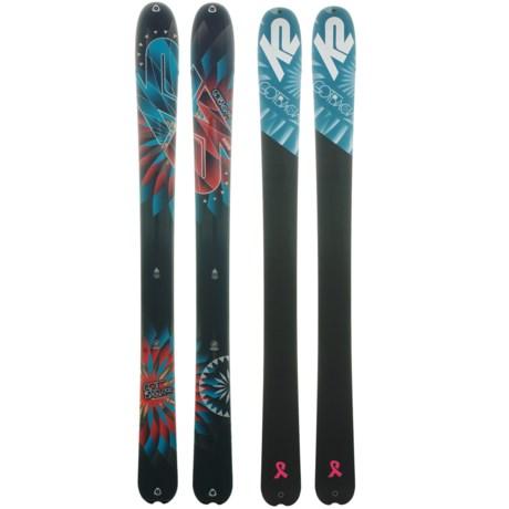 K2 Gotback Skis (For Women)