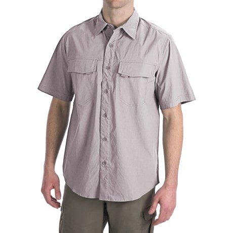 Royal Robbins Boundary Shirt - UPF 30+, Short Sleeve (For Men)
