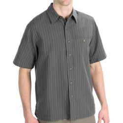 Royal Robbins Cool Mesh Stripe Shirt - Short Sleeve (For Men)