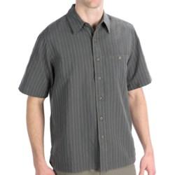 Royal Robbins Cool Mesh Stripe Shirt - Short Sleeve (For Men)