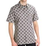 Royal Robbins Topography Print Shirt - Short Sleeve (For Men)