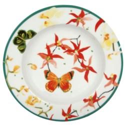 Lulu DK Petals Porcelain Soup Bowls - Set of 4