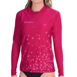 Level Six Coastal Rash Guard Shirt - UPF 50+, Loose Fit, Long Sleeve (For Women)