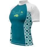 Level Six Venus Rash Guard Shirt - UPF 50+, Short Sleeve (For Women)