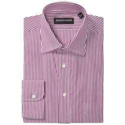 Kenneth Gordon Stripe Dress Shirt - Spread Collar, Long Sleeve (For Men)