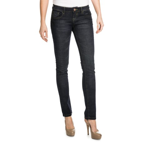 702 Vegas Frank Skinny Denim Jeans (For Women)