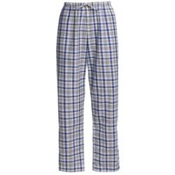 Brushed Cotton Dorm Pants (For Women)