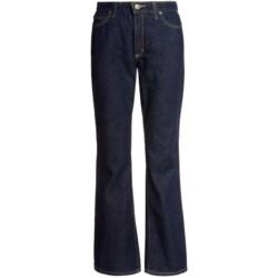 Original Fit Bootcut Jeans - Straight Leg (For Women)