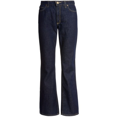 Original Fit Bootcut Jeans - Straight Leg (For Women)