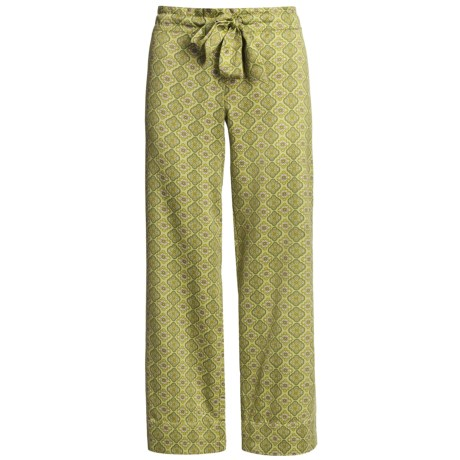 Satin Sleepwear Pants (For Women)