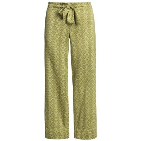 Satin Sleepwear Pants (For Women)