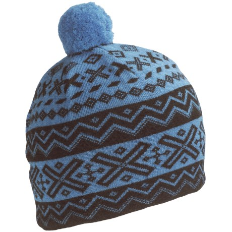 Neve Kay Beanie Hat - Merino Wool (For Women)
