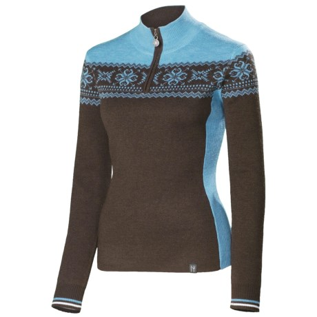 Neve Emily Ultrafine Merino Wool Sweater (For Women)