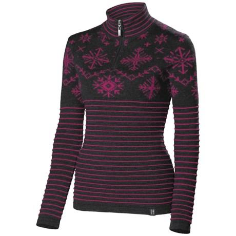 Neve Lila Ultrafine Merino Wool Sweater (For Women)