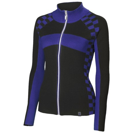 Neve McKensey High-Performance Sport Sweater (For Women)
