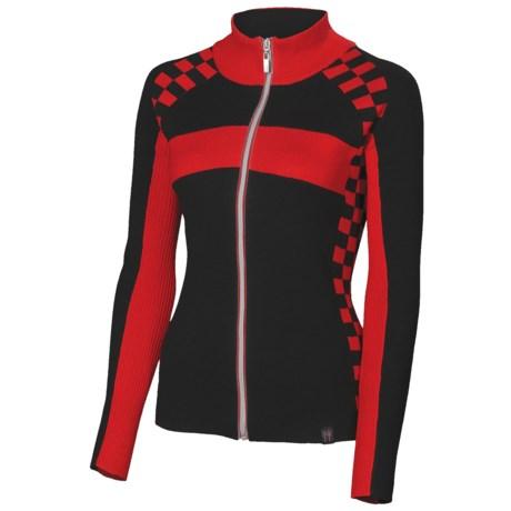 Neve McKensey High-Performance Sport Sweater (For Women)