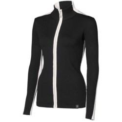 Neve Megan Sweater - Merino Wool, Full Zip (For Women)