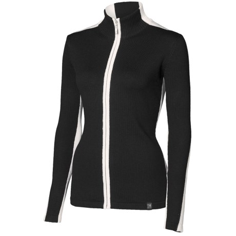 Neve Megan Sweater - Merino Wool, Full Zip (For Women)