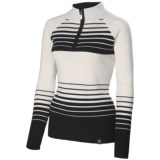 Neve Hailey Sweater - Merino Wool, Zip Neck, Long Sleeve (For Women)