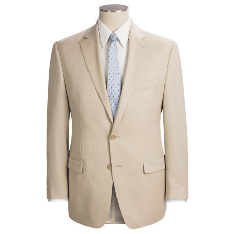 Lauren by Ralph Lauren Tan Wool Suit (For Men)
