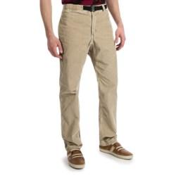 Gramicci Logan Corduroy Rockin' Sport Pants - Straight Leg (For Men)