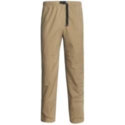 Gramicci Treeline Pants - UPF 50 (For Men)