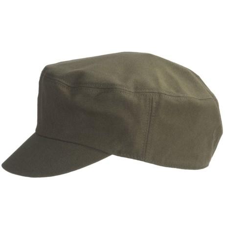 Kangol Military Cap - Cotton Canvas (For Men)