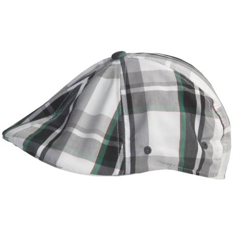 Kangol Chess Plaid Ivy Cap (For Men)