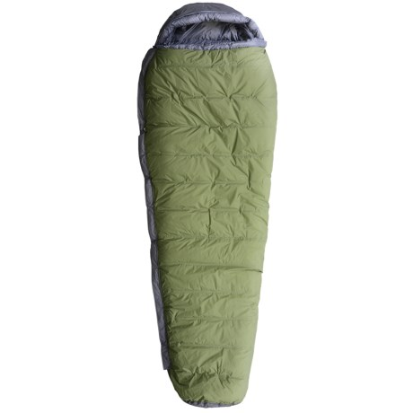 Exped 20°F Waterbloc 800 Down Sleeping Bag - Waterproof, 750 Fill Power, Large Mummy