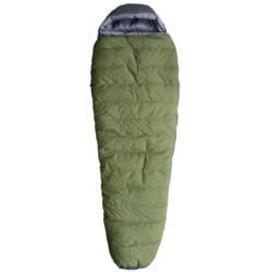 Exped 30°F Waterbloc 600 Down Sleeping Bag - Waterproof, 750 Fill Power, Large Mummy