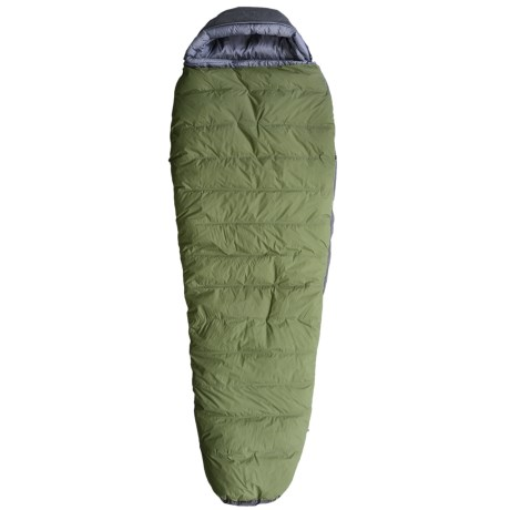 Exped 30°F Waterbloc 600 Down Sleeping Bag - Waterproof, 750 Fill Power, Large Mummy