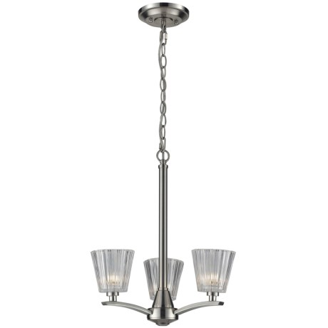 Elk Lighting Calais 3-Light Chandelier